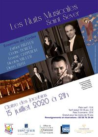 NUITS MUSICALES-Affiche-Concert 1